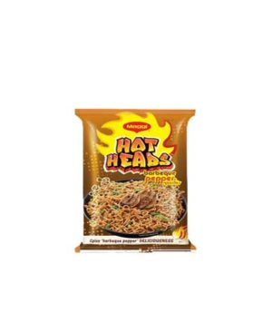 MAGGI HOT HEADS BARBEQUE PE