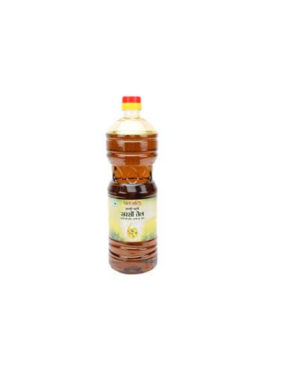 KACHI GHANI MUSTARD OIL 1L Bottle