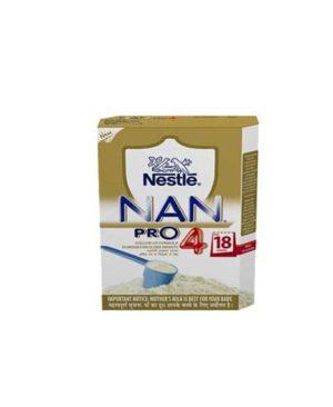 NESTLE NAN PRO 4ccccc