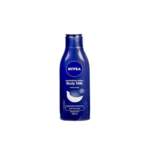 NIVEA NOURISHING LOTION BOD