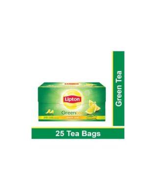 LIPTON GREEN TEA HONEY LEMO